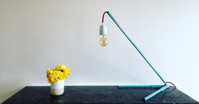 VISARY LAMP / METAL /